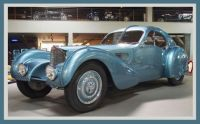 Bugatti Type 57 Sc atlantic Coupe Chassis