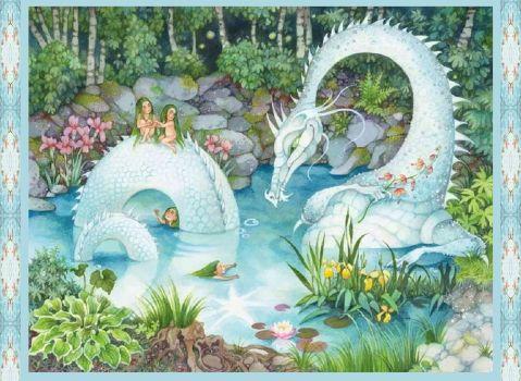 At the Dragon Pool