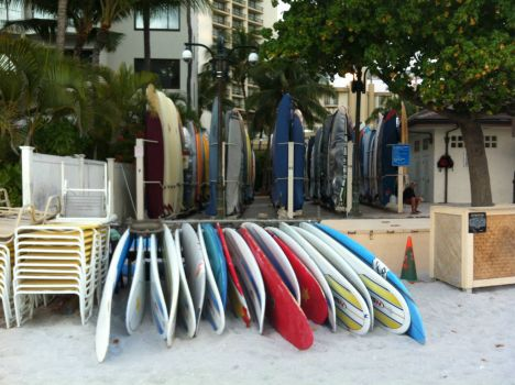 hawaii surf boards