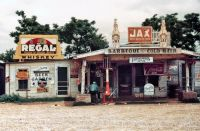 Store, bar, 'juke joint' and gas station