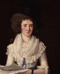 c. 1790 Anna Selina Storace by Benjamin Van der Gucht