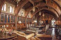 Julia Morgan Library for Hearst Castle at San Simeon