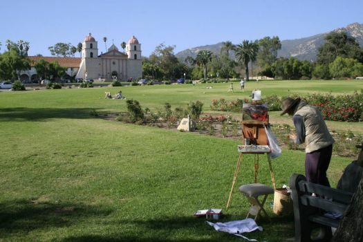 Mission park painter