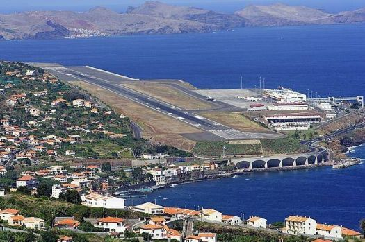 Aeroporto Internacional do Funchal