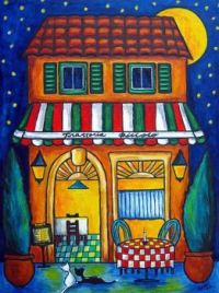 The Little Trattoria by Lisa Lorenz