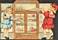 Themes Vintage ads - White Mountain refrigerators