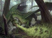 Green Dragon (small)