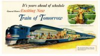 Train of Tomorrow Yesterday