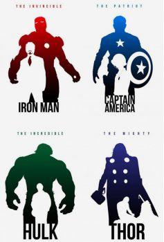 Inside the Avengers...