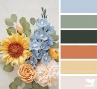 Color Flora by 22flowers_kristin