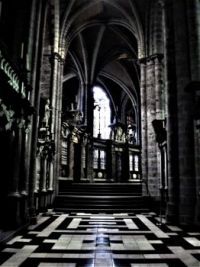 In the Ambulatory,  St. Bavo's Cathedral, Ghent (medium)