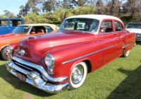 "Oldsmobile ""Super 88"" - 1953"