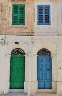 Green and Blue, Birkirkara, Malta