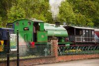 elsecar heritage railway 18-05-2015 7386 saddletank - birkenhead - stephenson 1948 01