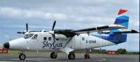 Scilly Isles - the 13.15 departure from Newquay to St Mary's