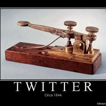 The First Social Network