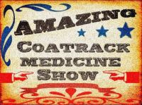 medicine show sign
