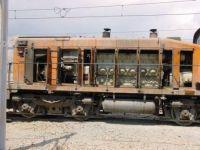 El Teniente mine Locomotive in Chile