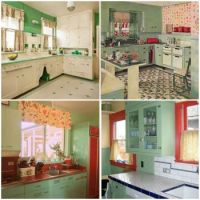 More Vintage Kitchens