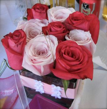 roses for your birthday