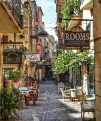 Chania, Crete. Greece