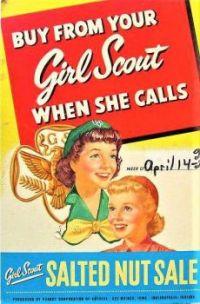 Themes Vintage ads - Salted Nut