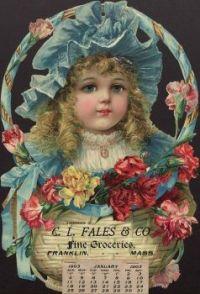 1903 Calendar
