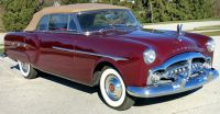 1951 Packard 250 convertible