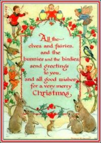 Have A Fairy Merry Christmas! (smaller size)