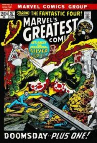 Marvel's Greatest Comic 37