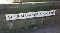 A very short street in York