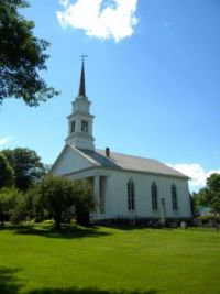 Federated Church in Castleton, VT