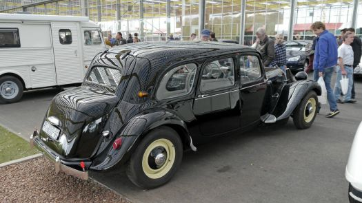 Citroёn Traction Avant 11B Commerciale (1954-1957)