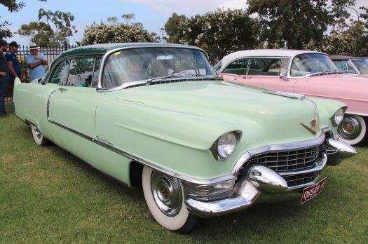 "Cadillac ""Series 62"" -  2 door Hardtop  -  1955"