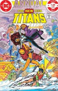 New Teen Titans Annual 01