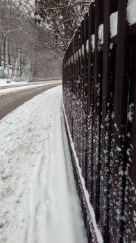 Brno v zimě