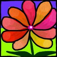 simple flower #2