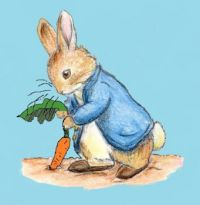 Peter Rabbit Cotton Tail
