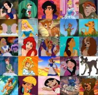 Disney Title Characters