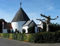 Ny Kirke, Bornholm, Denmark