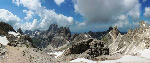 Catinaccio, Dolomites, Italy