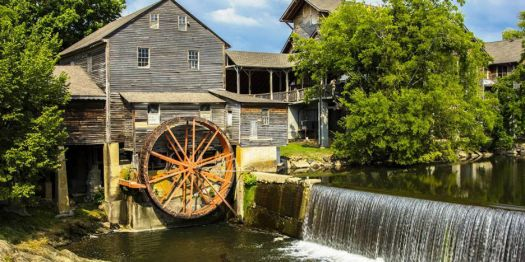 Mingus Grist Mill, Great Smoky Mtns National Park