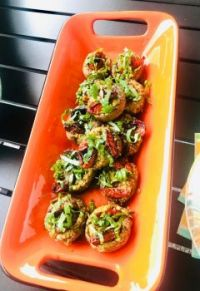 Mark's Famous Stuffed Mushrooms