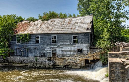 Cold Creek Lumber Mill - Ontario
