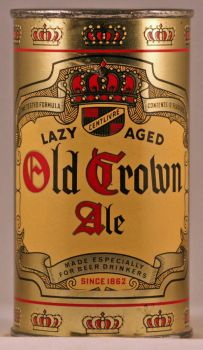 Old Crown Ale - Lilek #588A