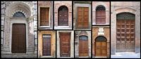 An Second Entrancement* of Doors, Siena (medium)