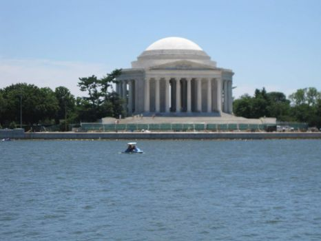 Memorial on the Potomac