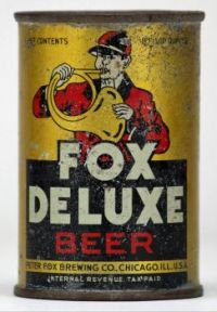 Fox Deluxe Beer - Lilek #297