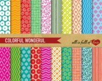 Colorful Wonderul