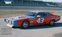 King Petty's Best Race Car